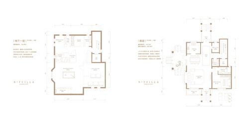 M1户型 4室3厅3卫