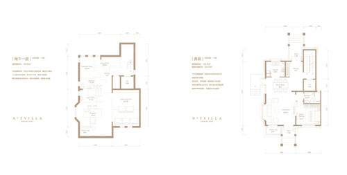 S端户型 4室3厅4卫