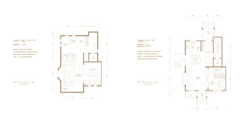 M2户型 4室3厅3卫