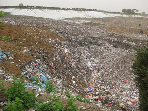 或存土地污染