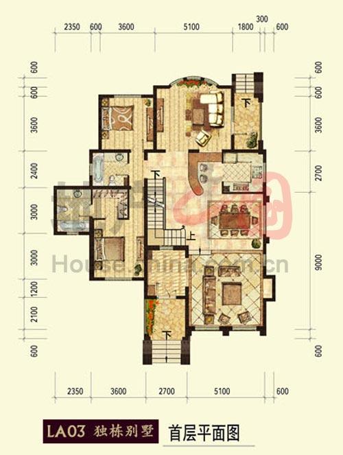 地下室平面图-豪宅别墅楼盘图片列表页图片