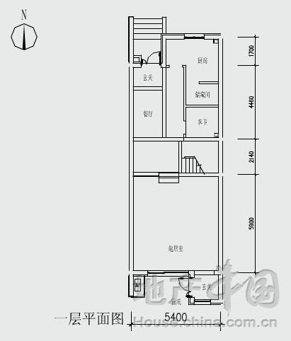 尚东庭-北京地产详情-楼盘中国网cad1:v地产1图片