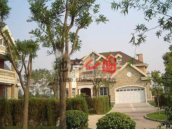 园林方舟(姜庄湖别墅碧海)巴淡岛水上别墅图片