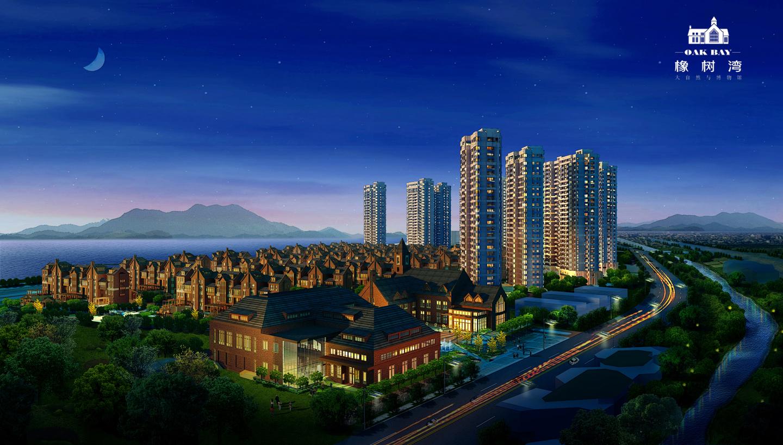 地产最新楼盘_华润橡树湾-福州楼盘详情-中国网地产-中国网-中国互联网新闻中心