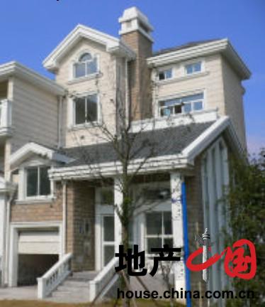 五星花园别墅实景图-上海新房-地产中国网