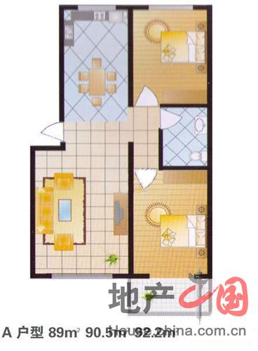 目前6栋9-10层小高层及4栋18层高层准现房在售.