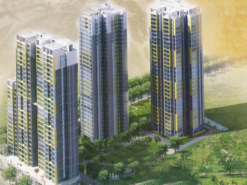 西线风景平面图-太原新房-地产中国网