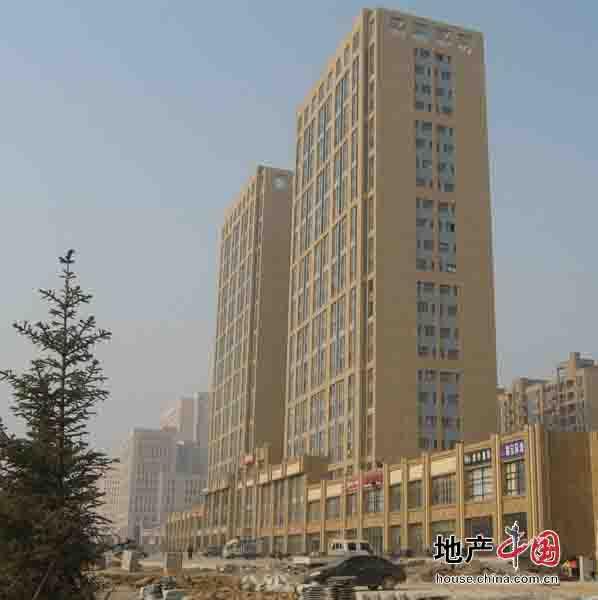 长兴岛临港工业区原街道办事处大楼