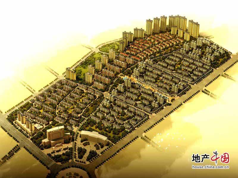 远洲国际城规划图-远洲国际城 大连楼盘详情
