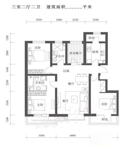 砖混结构施工图纸