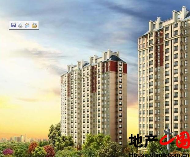 海富漫香林-哈尔滨-图片集合库-地产中国网