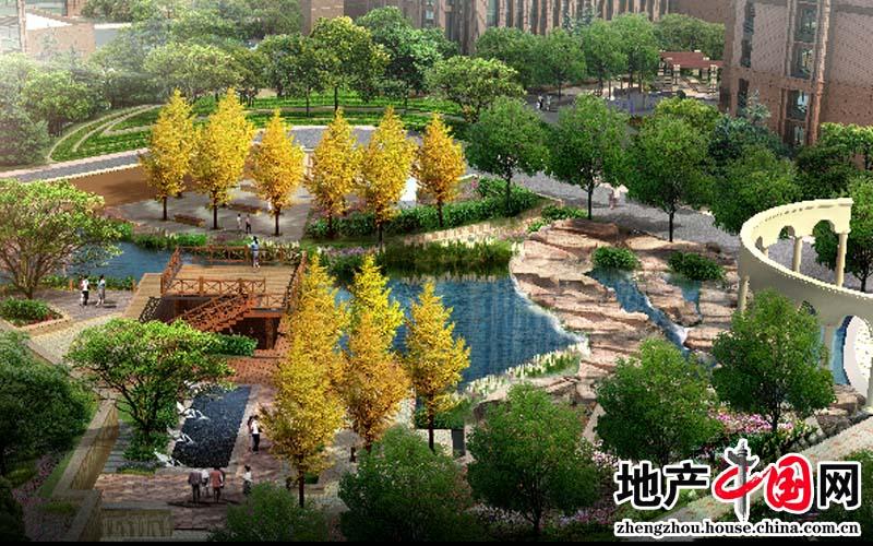 周边景观:铁路局体育中心,云鹤生态植物园,世纪欢乐园,奥斯卡升龙