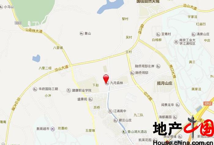 金基九月森林-南京-图片集合库-地产中国网