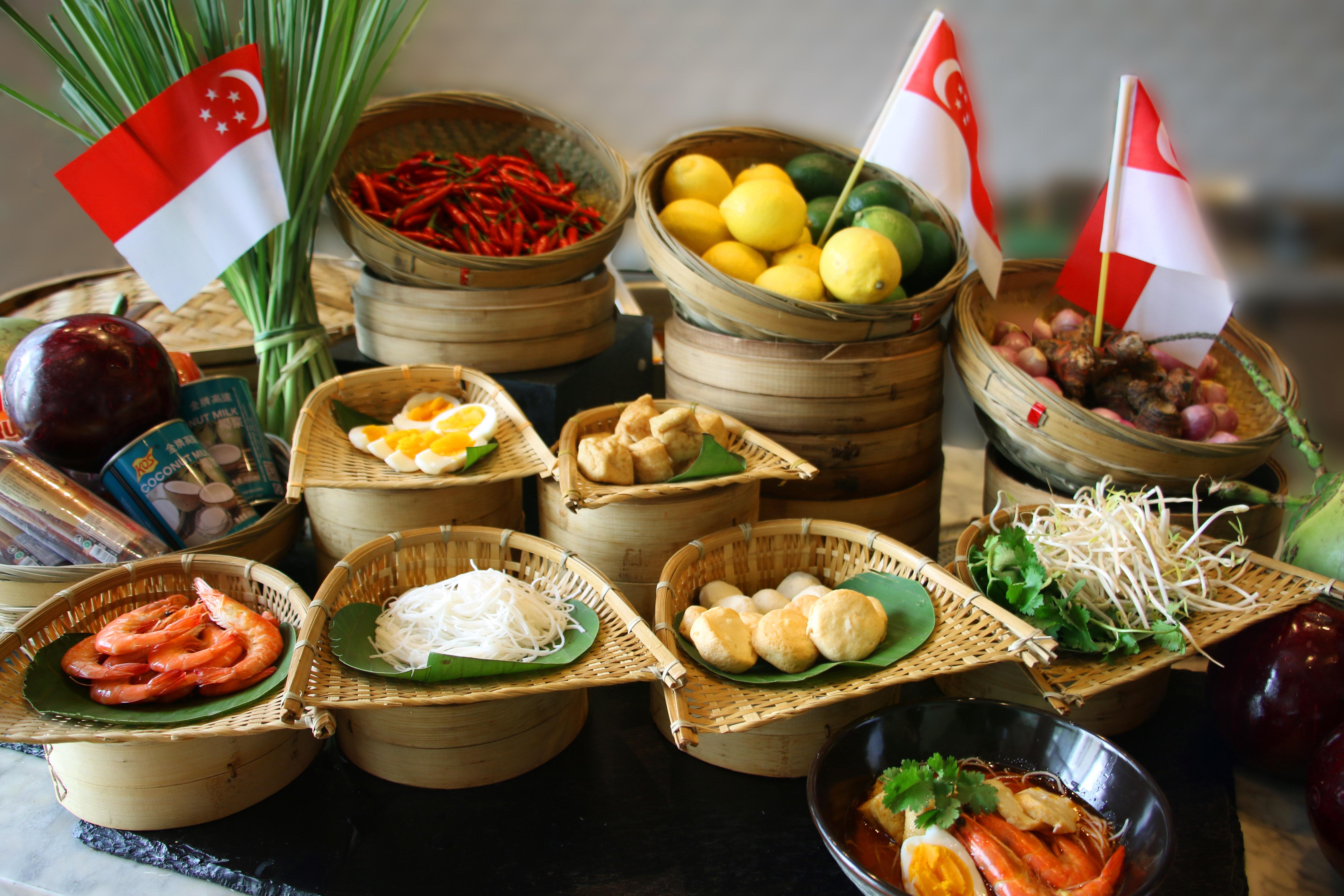 成都瑞吉酒店全日制秀餐厅东南亚美食之旅-酒
