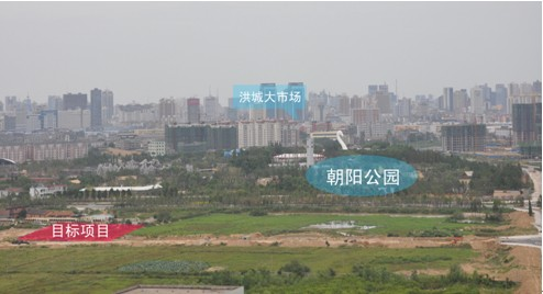 属于武昌中心区黄金板块,临近省府中心,东湖公园及华侨城欢乐谷.图片
