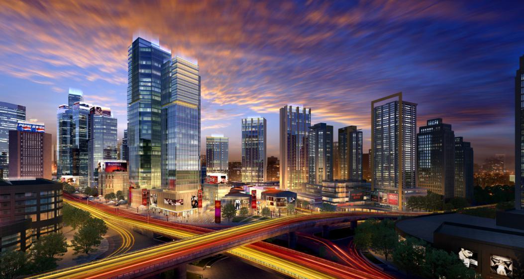 观音桥·龙湖新壹街销售中心周六开放 现场抽iPhone6-楼市专题-重庆网-地产中国网