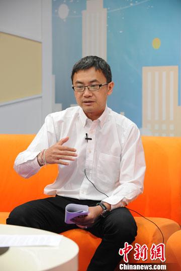 毛大庆谈万科联姻百度:未来两三月推产品-写字