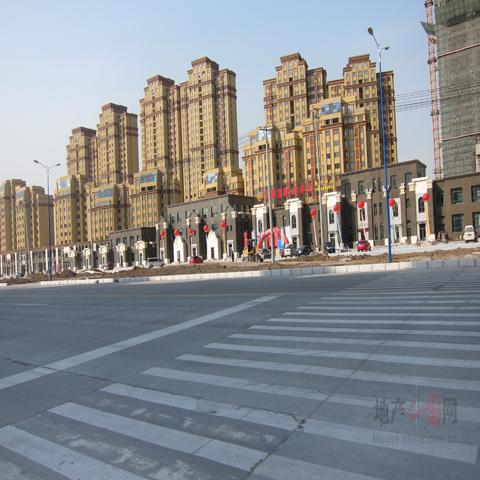 丽都国际公馆风景
