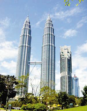 世界著名高层建筑逐一数