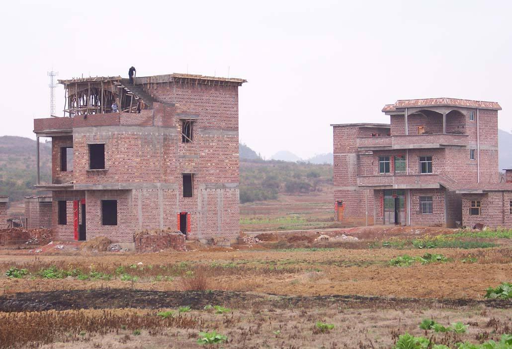 规划:农房设计要有地方特色