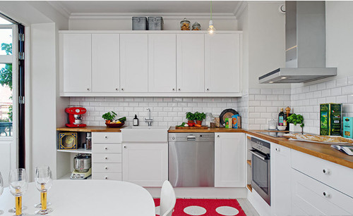 简欧式风格厨房