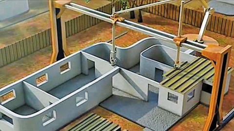 环保diy手工制作房子