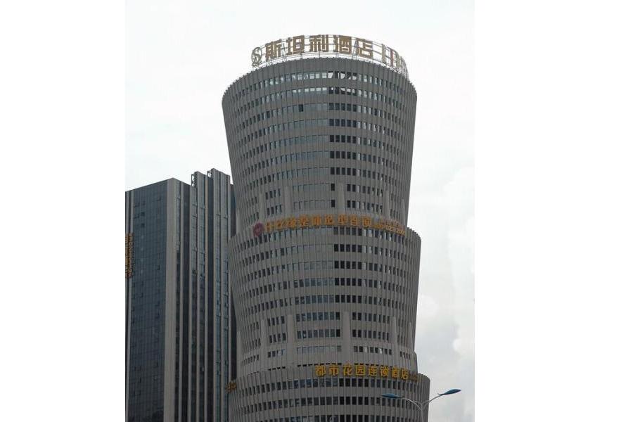 重庆 桶装方便面楼 酒店低调营业图片