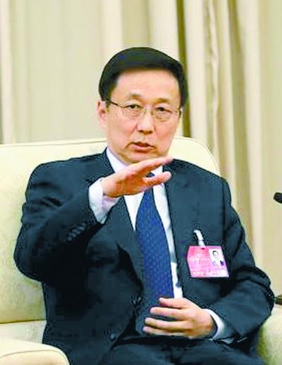 韩正:违规扰乱楼市行为将依法惩处
