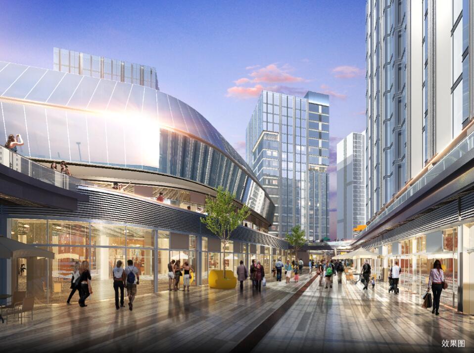 揭秘城市综合体的终极奥义-中国网地产