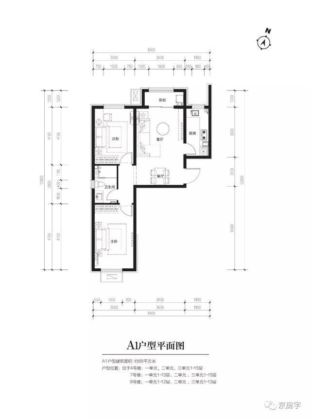 北京市海淀区共有产权房今日起申购!均价3万五