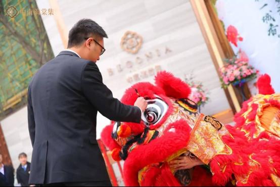 中南·海棠集  成都首座海棠主题销售中心华美绽放-中国网地产