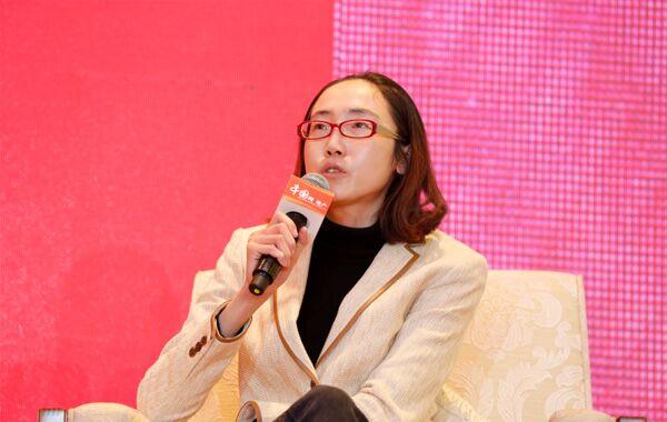 杜丽虹:住宅发展趋势一定是高周转化和并购为主-中国网地产