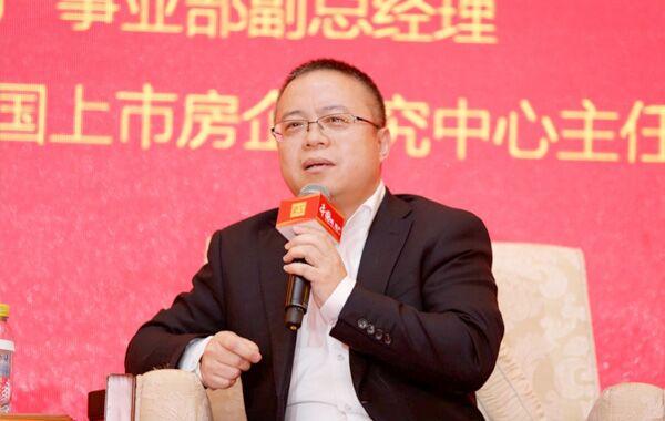 张鹏:规模是第一原力,但不是唯一原力-中国网地产