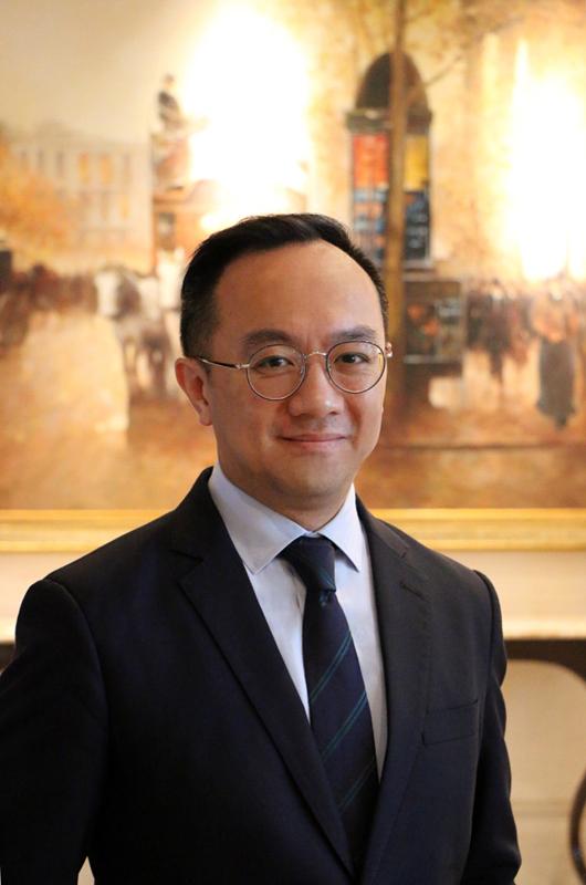 珠海瑞吉酒店任命黄永康先生为市场销售总监-中国网地产