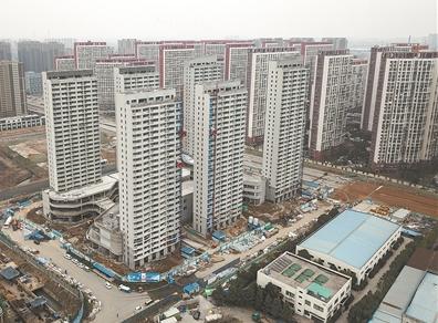 江苏省最大装配式结构工程开始收尾 -中国网地产