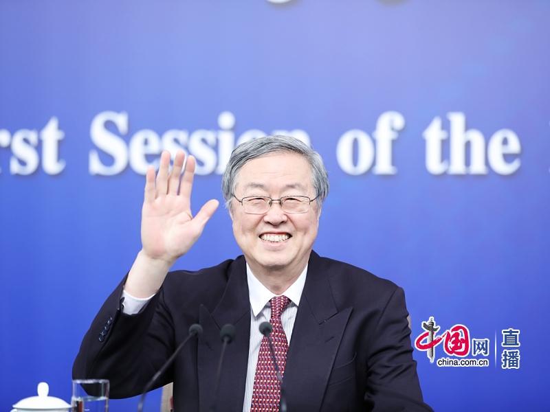 周小川:人民币国际化主要政策都已出台-中国网地产