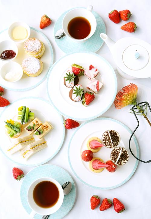 春光明媚 悦享草莓下午茶-中国网地产