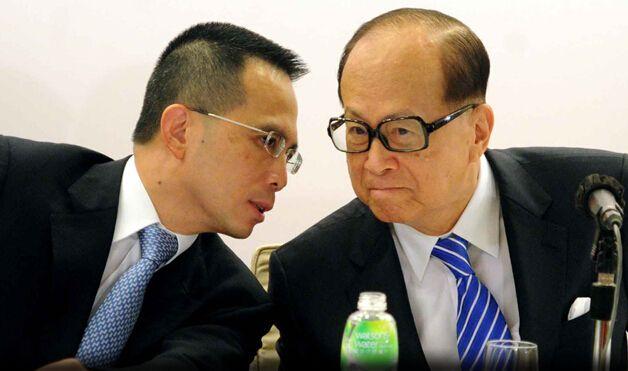 李嘉诚正式宣告将于长实股东大会后辞任董事会主席 长子李泽钜将接任-中国网地产