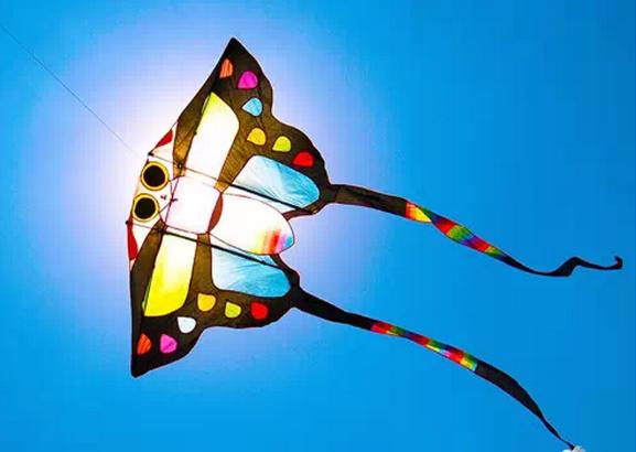 界首碧桂園風箏涂鴉diy 報名征集 為春天繪畫出最美的圖片