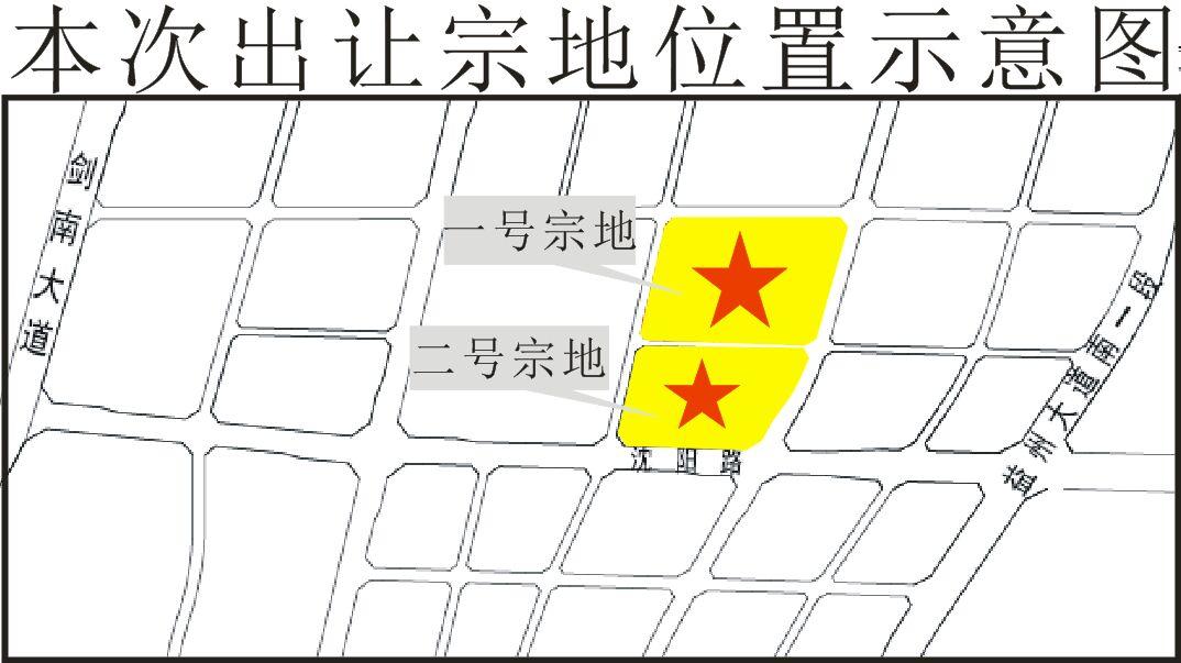 流拍丨天府新区两宗优质地块未达底价,最高举牌价仅约9980元/㎡-中国网地产