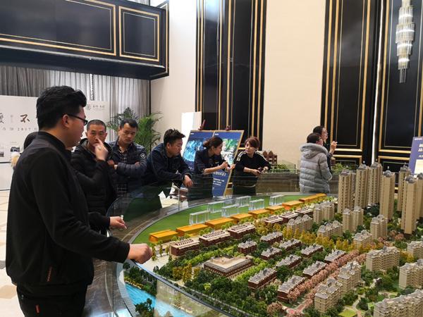 节后看房量激增 天津热点板块项目集中放量-中国网地产