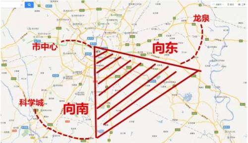 落完户就冲向售楼部,只因为看了成都的发展规划-中国网地产