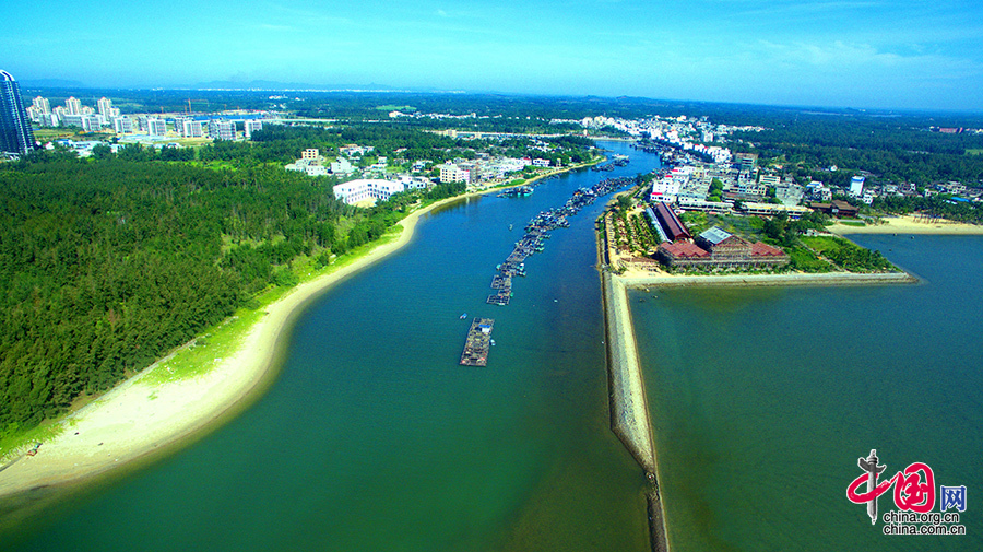 海南:21世紀海上絲綢之路的重要支點-中國網地産