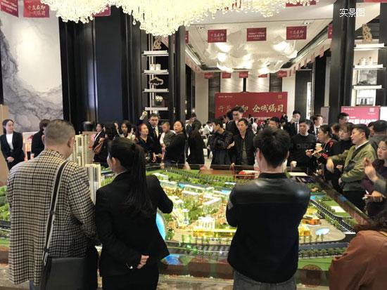贵阳万科翡翠滨江即将开盘 在售建面约108-135㎡住宅 -中国网地产