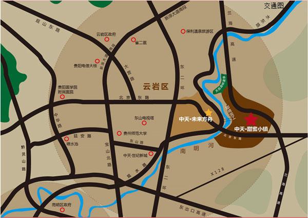 中天甜蜜小镇在售建面20㎡起商铺 最低单价1.2万/㎡-中国网地产