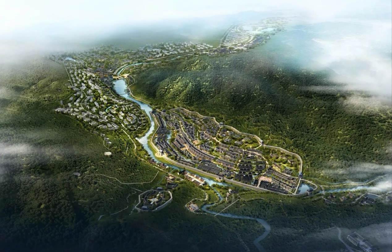 酷派创始人搞跨界  新模式玩转文旅小镇时代-中国网地产