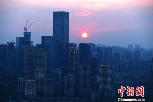 楼市旺季热点二线城市冷热分化加剧-中国网地产