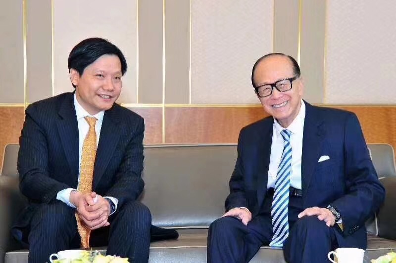 长和与小米达成全球策略联盟 将在17700家门店销售小米设备-中国网地产
