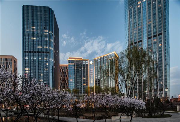 強強聯合 陽光城攜手洲際品牌 助力太原城市建設-中國網地産