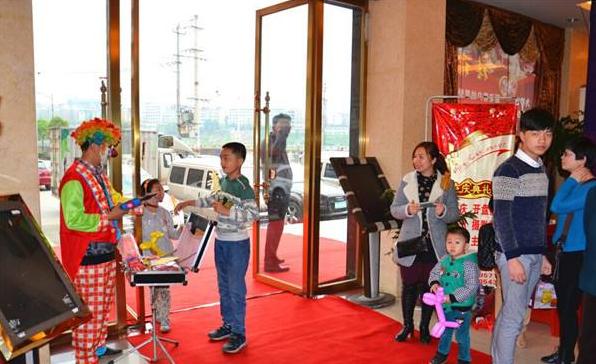 欢乐六一,与你童乐——凤凰城儿童嘉年华-中国网地产